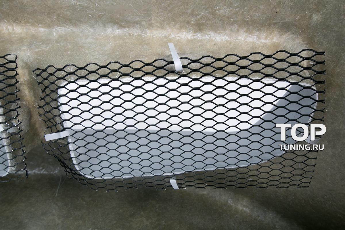 Передний бампер - Модель Mugen - Тюнинг Honda Accord 7.