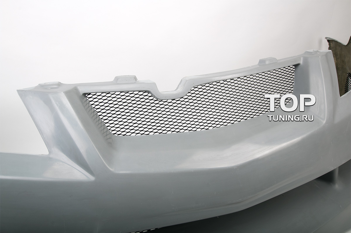 859 Передний бампер Mugen на Honda Accord 7