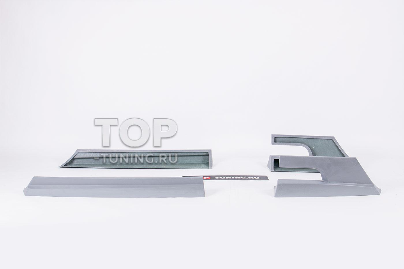 Тюнинг Chevrolet Camaro 5 - пороги A`PEX