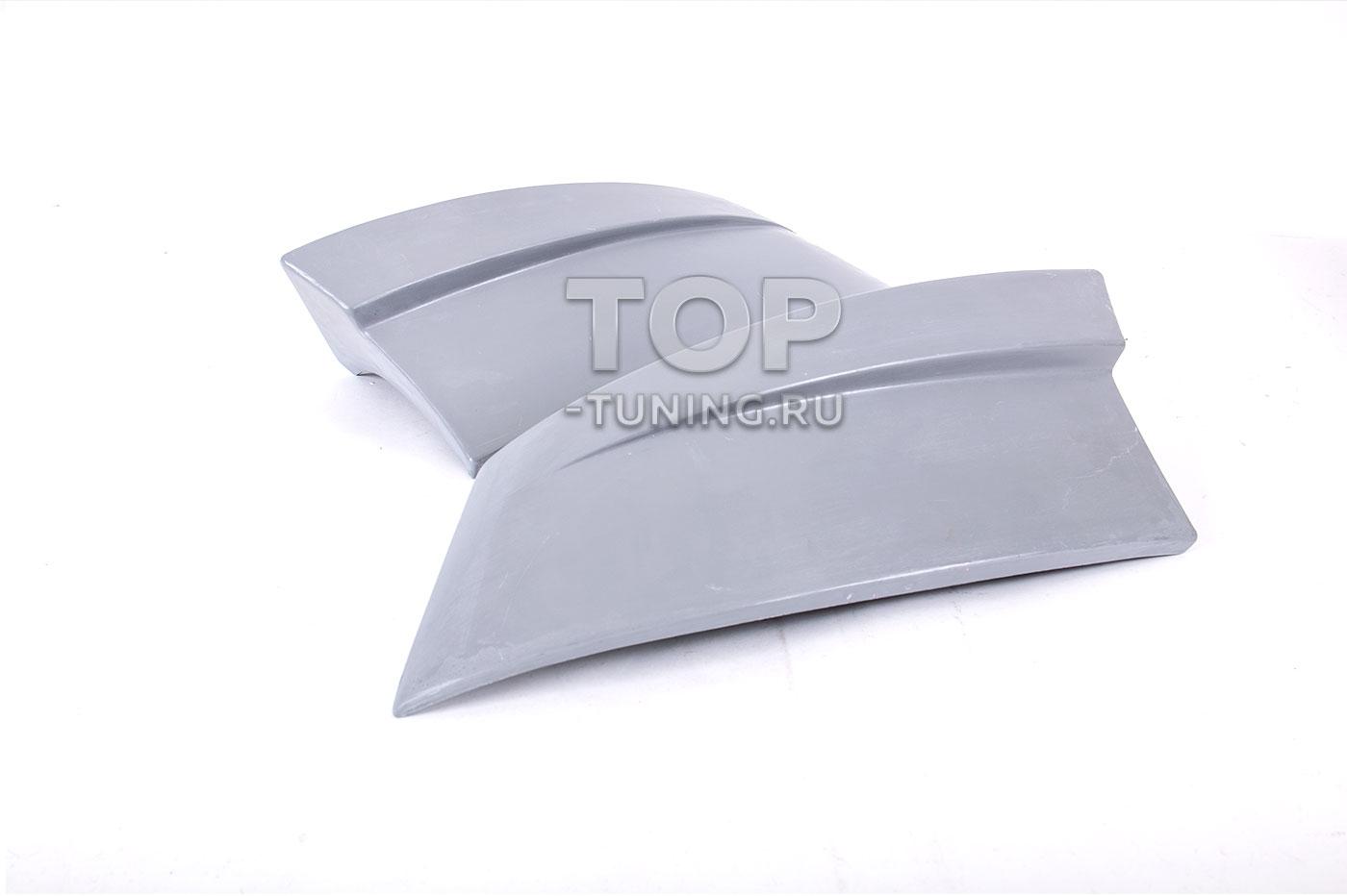 Боковые накладки на задний бампер для Chevrolet Camaro 5