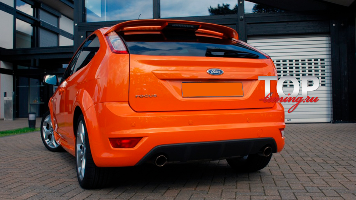8647 Спойлер ST (ABS) на Ford Focus 2