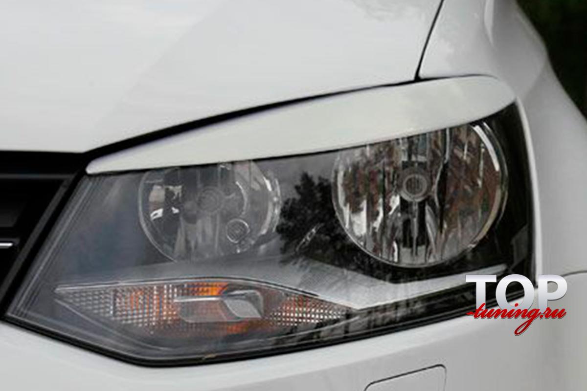 8656 Реснички GT на VW Polo 5