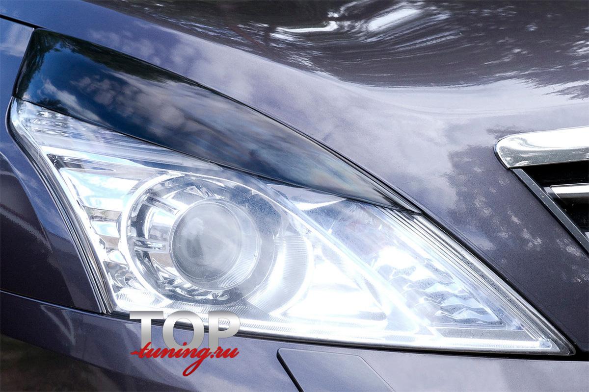 8682 Реснички GT на Nissan Teana 2 (J32)