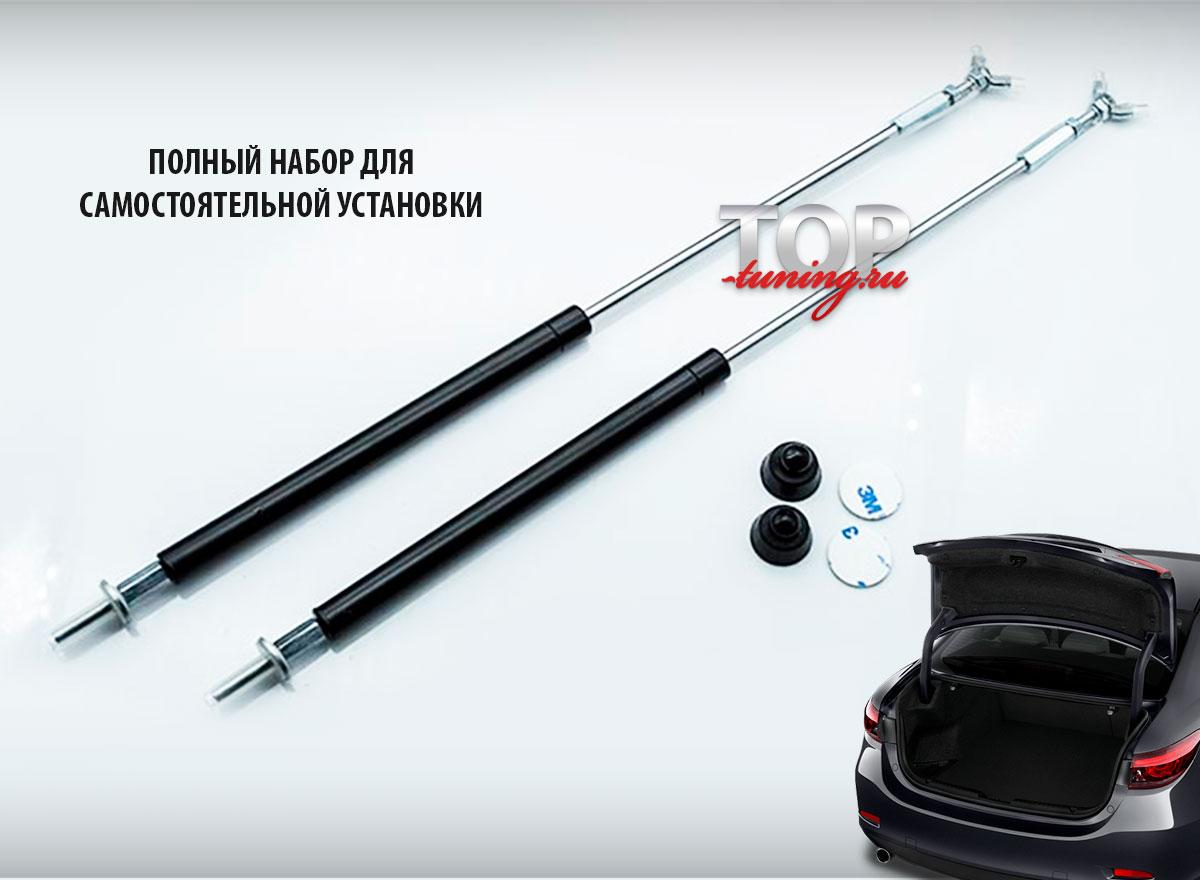 8732 Система автоматического открытия багажника на Mazda 6 GJ