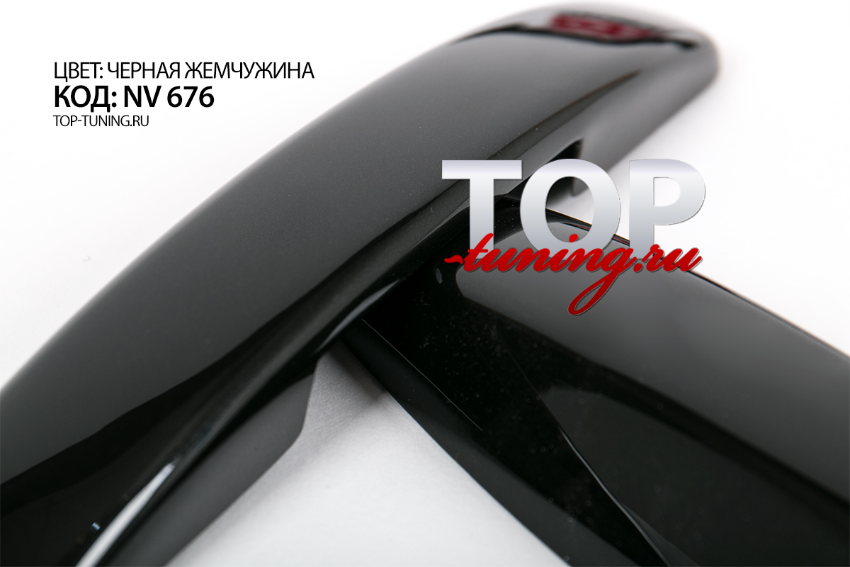 8737 Накладки на дверные ручки на Renault Duster 1