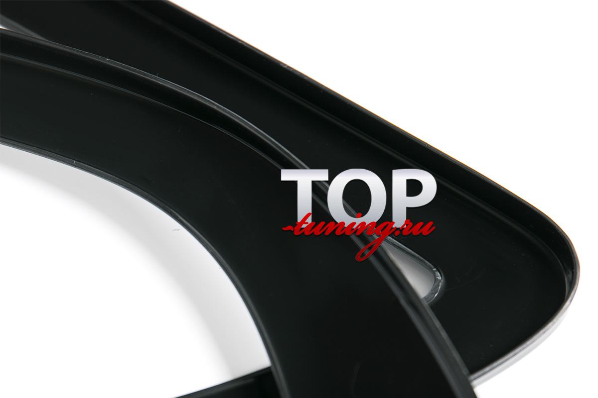 874 Реснички Tech Art Magnum 2 на Porsche Cayenne 957