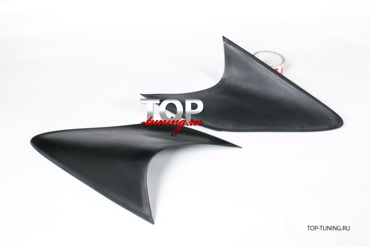 8760 Реснички на задние фонари Evolution на KIA Ceed Pro
