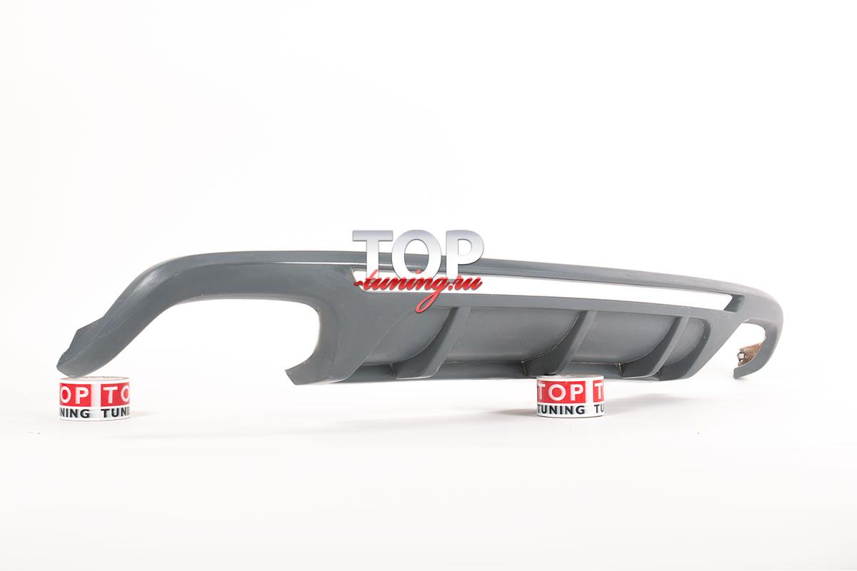 8762 Диффузор заднего бампера Oris на Hyundai Santa Fe 3 (DM)