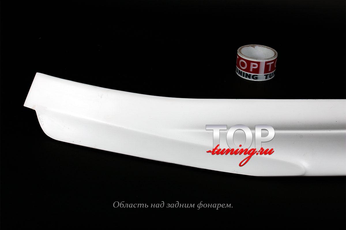 СПОЙЛЕР НА КРЫШКУ БАГАЖНИКА, ПОД СТЕКЛО - ОБВЕС АРТИЗАН БЛЭК ЛЕЙБЛ ТЮНИНГ ЛЕКСУС ЛХ 570 (2015+)