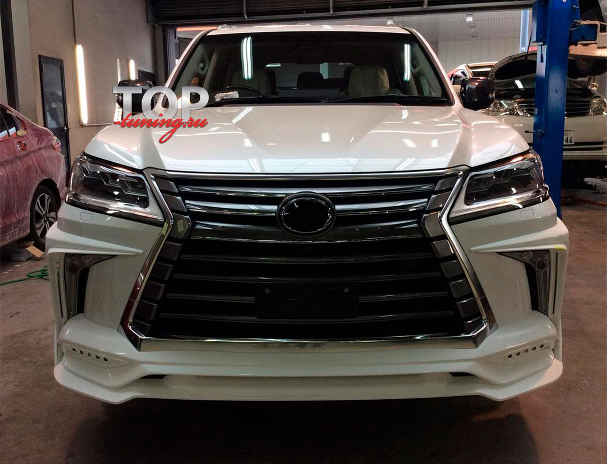 8771 Тюнинг обвес Artisan Black Label WIDE на Lexus LX570 UJR 200