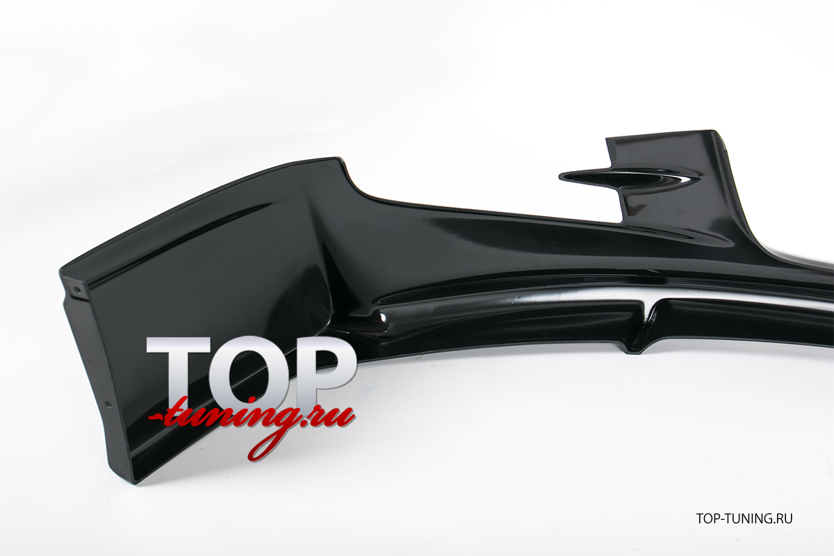 8825 Накладка на передний бампер Mugen ABS на Honda Civic 4D (8)