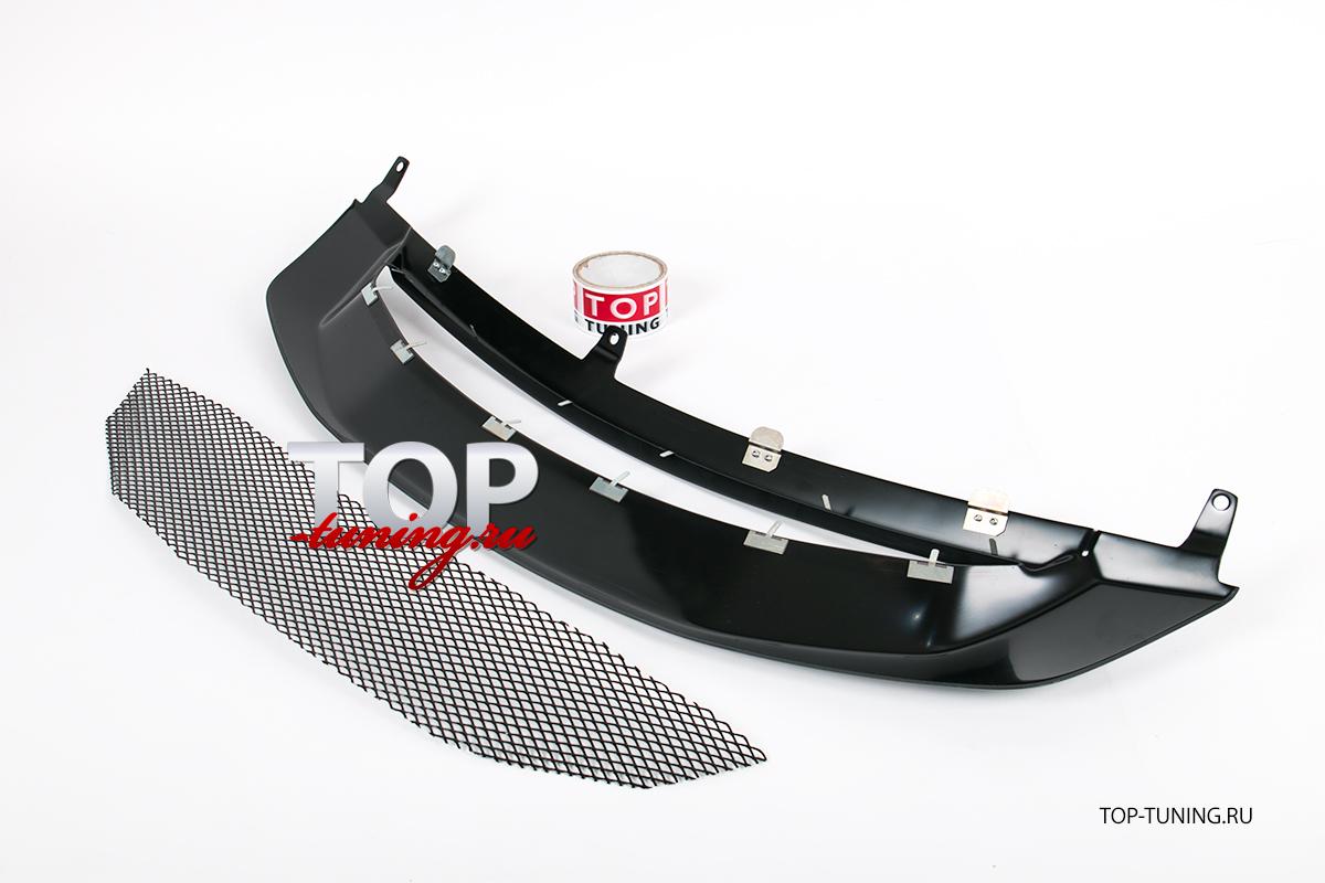 8830 Решетка радиатора Mugen ABS РЕСТАЙЛИНГ на Honda Civic 4D (8)