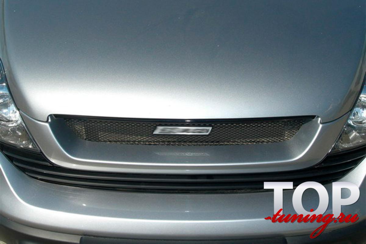 8842 Решетка радиатора Mugen на Honda CR-V 3