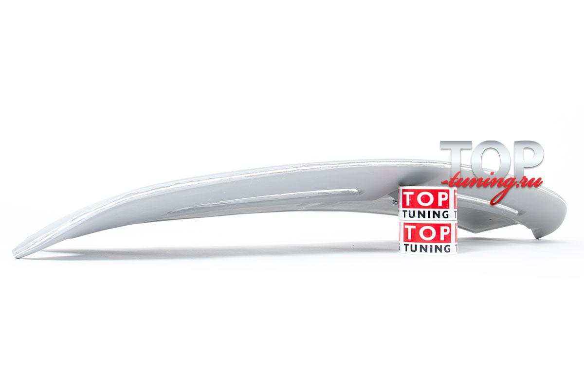 Широкий спойлер ST на Ford Focus 2