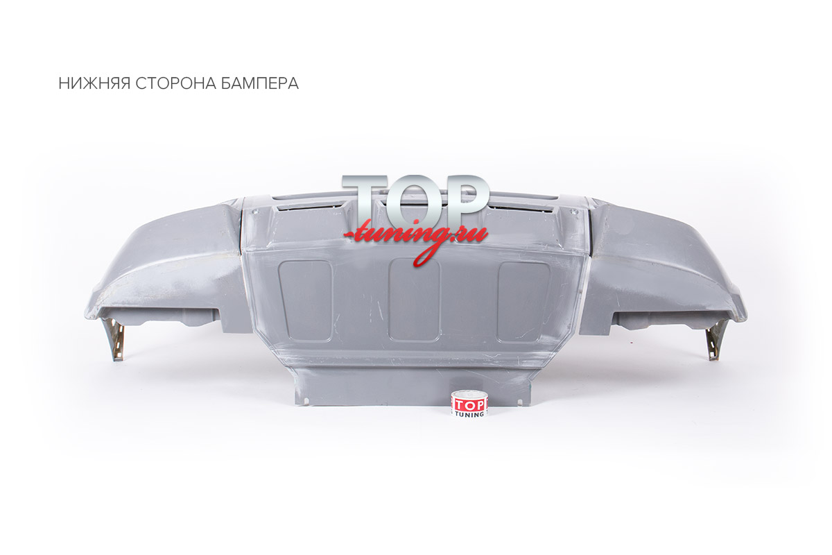 8969 Передний бампер Larte GF Design на Mitsubishi Pajero