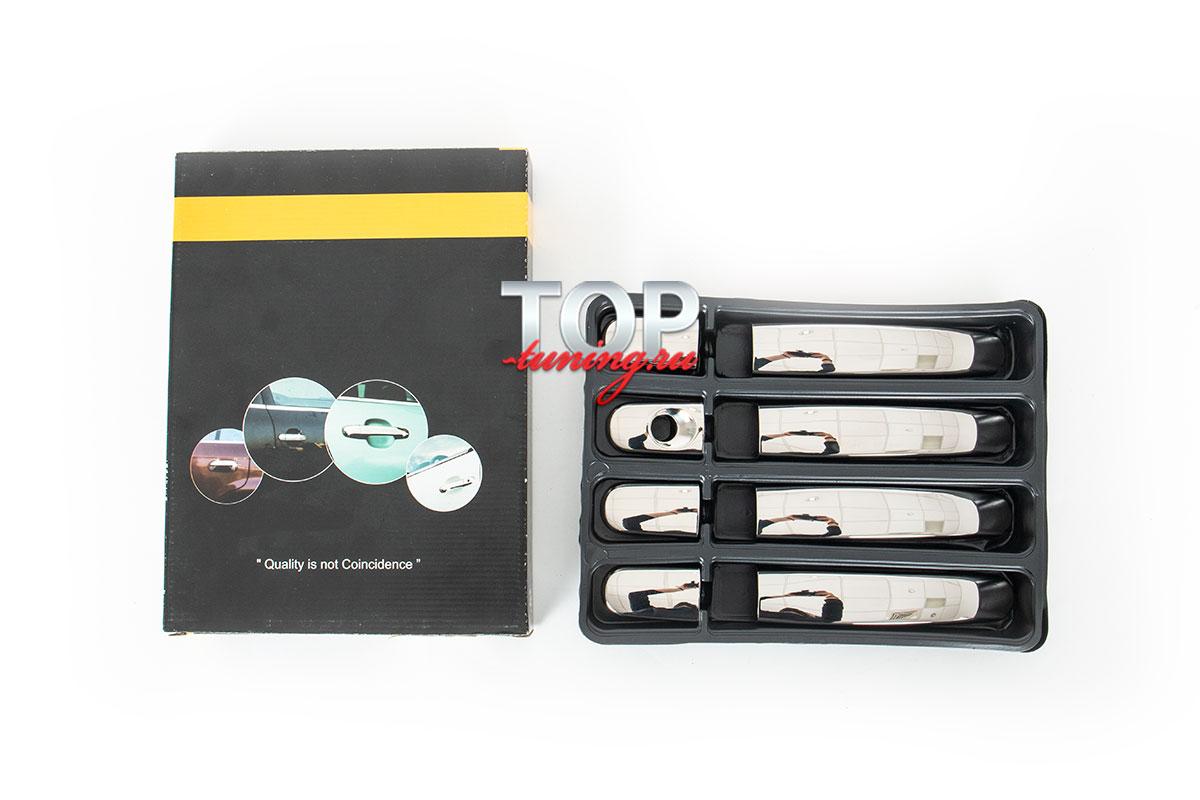 9005 Накладки на ручки дверей SL на Ford Focus 2