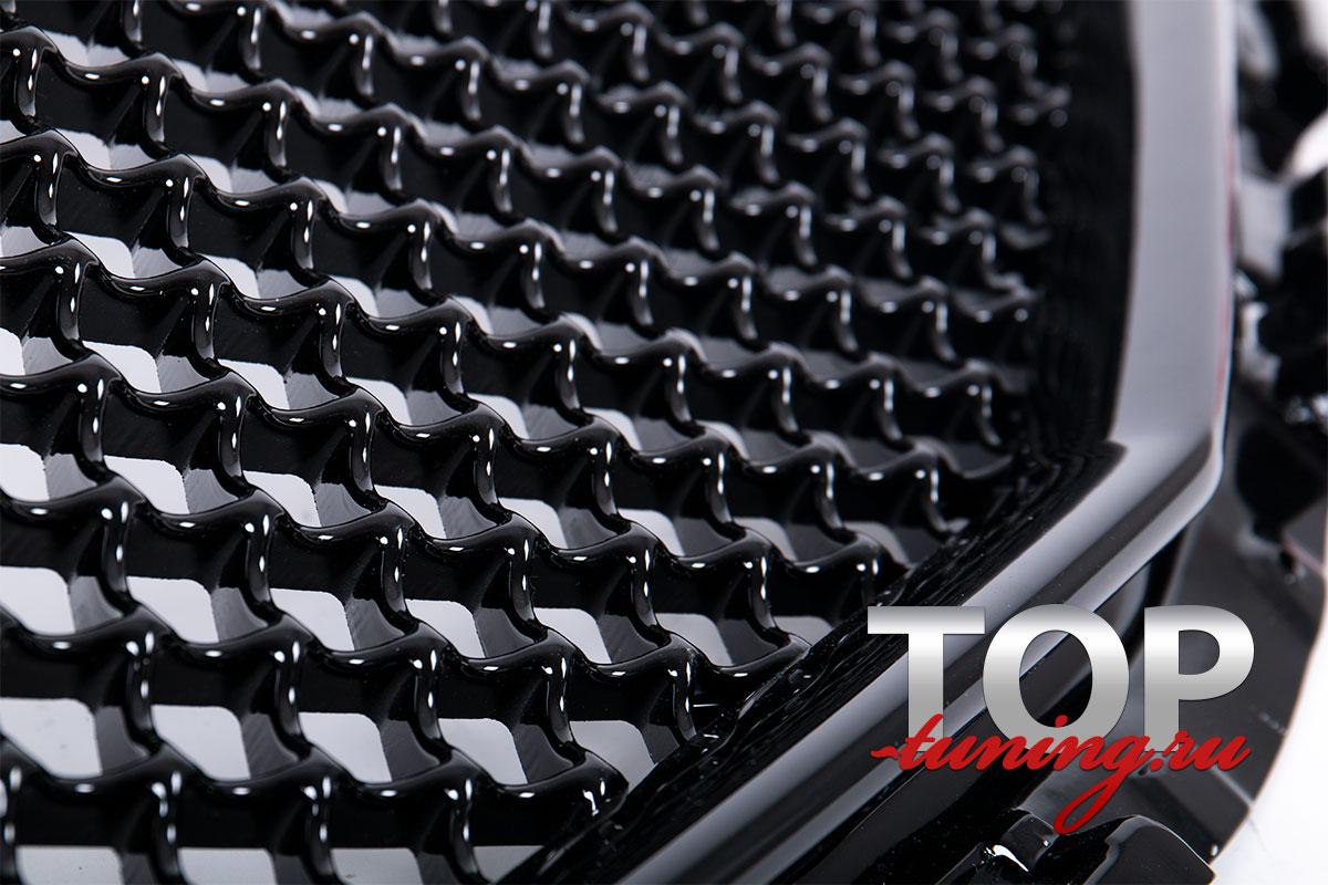 9041 Решетка радиатора BENTLEY Style на Mazda CX-5