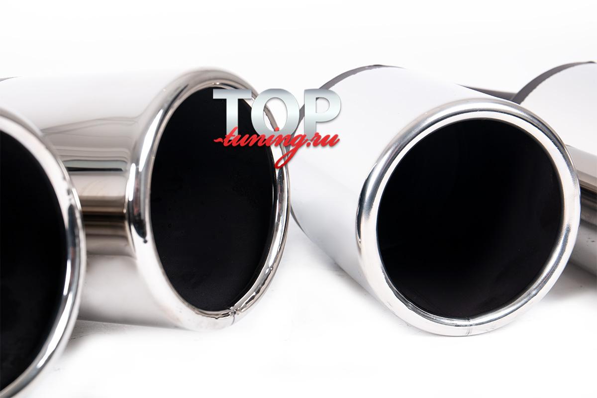 9043 Двойная насадка без наклона REVOLT Sport 100, 90, 80 mm x2