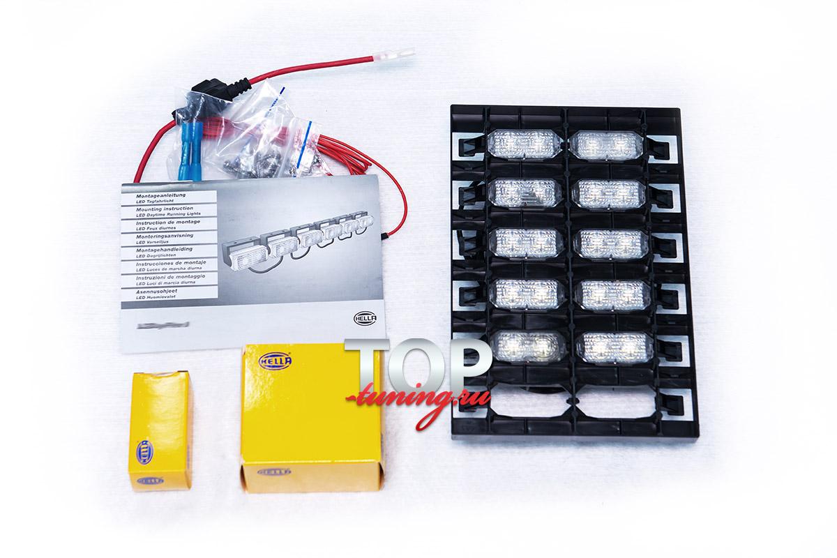 9113 Модули ходовых огней Hella LEDayFlex II