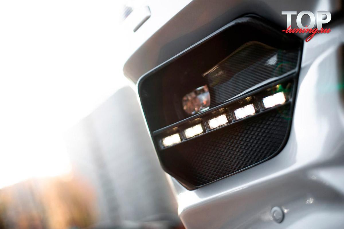 9113 Ходовые огни Hella LEDayFlex II