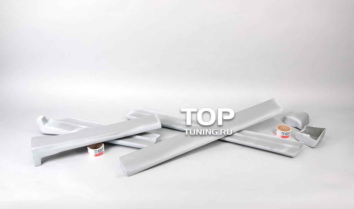917 Накладки на двери - Обвес Atom на Nissan Murano 1 (Z50)