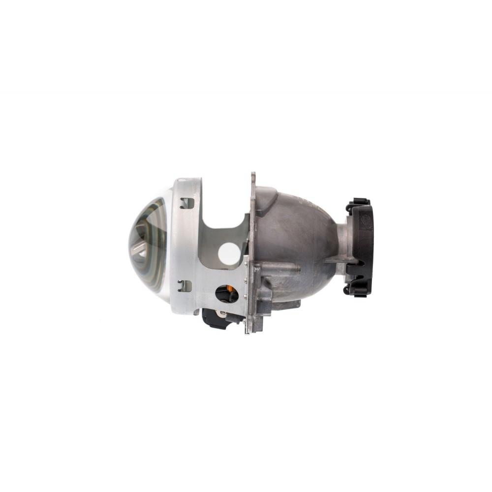 9216 Штатная биксеноновая линза Hella-R 5 TQ 3.0 дюйма, круглая, под D1S/D2S