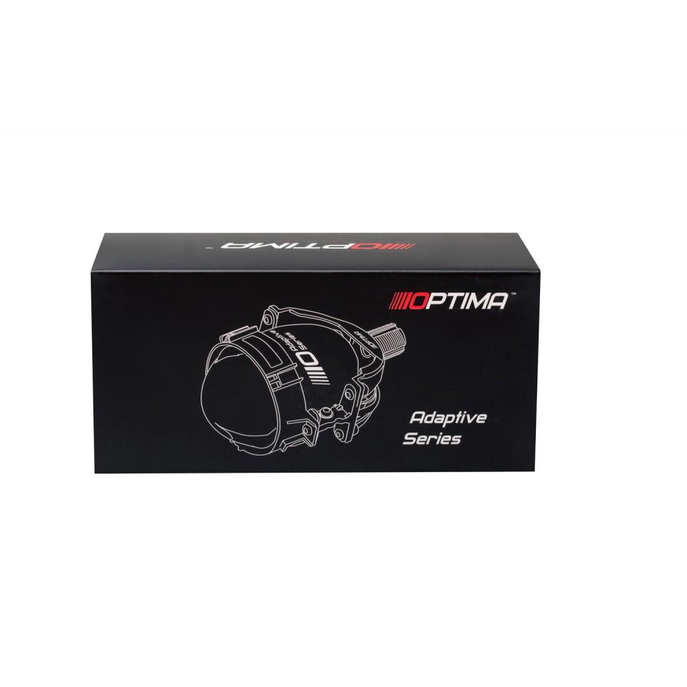 9231 Светодиодная линза Optima Adaptive 2.8 дюйма, круглая, 5100K