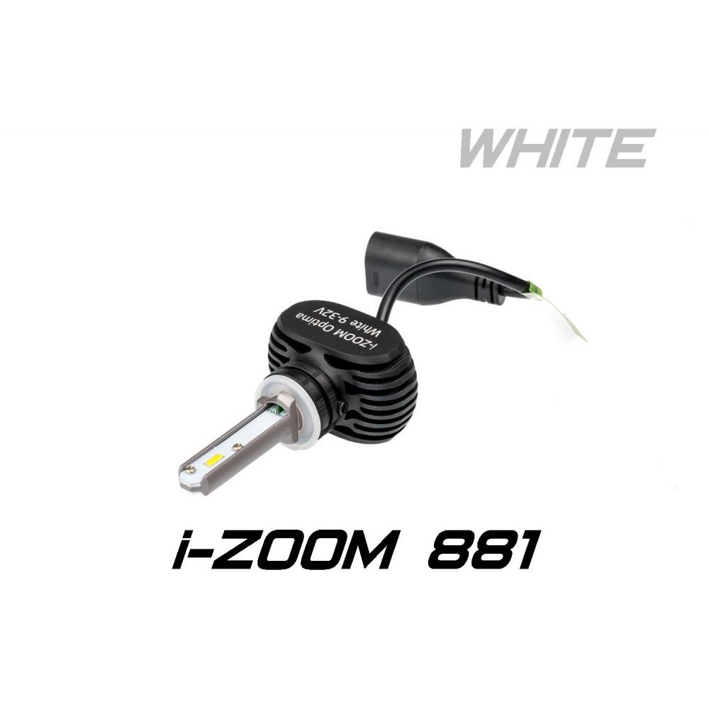 9232 Светодиодная лампа Optima LED i-ZOOM 881 White
