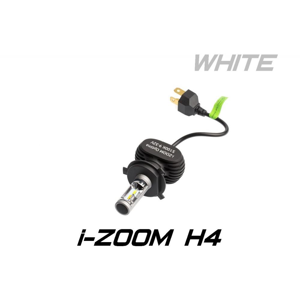 9232 Светодиодная лампа Optima LED i-ZOOM H4 White