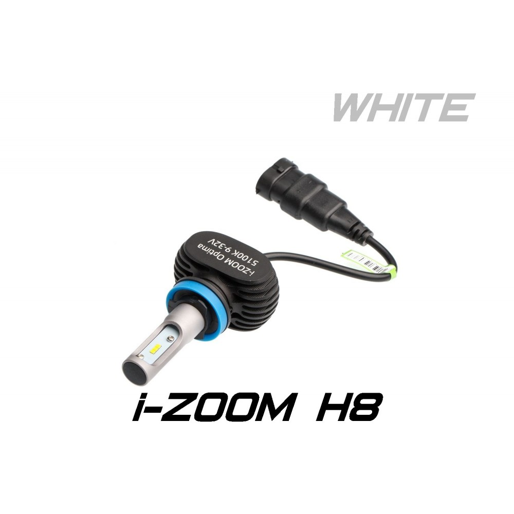 9232 Светодиодная лампа Optima LED i-ZOOM H8 White