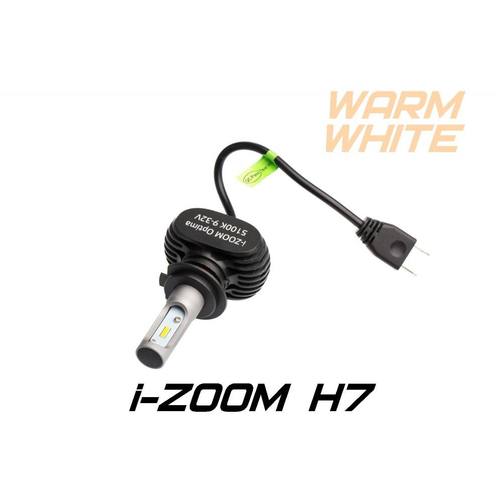 9232 Светодиодная лампа Optima LED i-ZOOM H7 Warm White