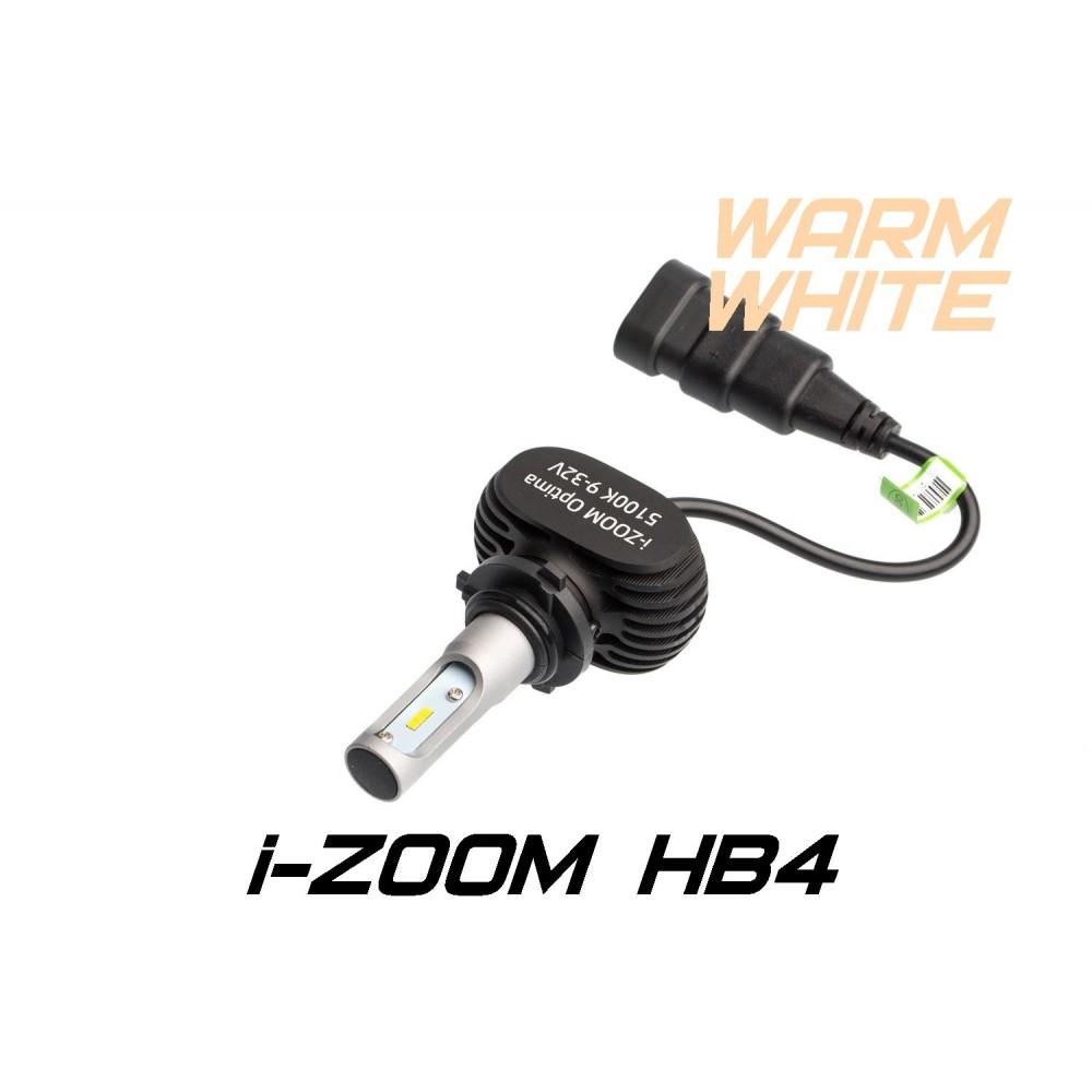 9232 Светодиодная лампа Optima LED i-ZOOM HB4 Warm White