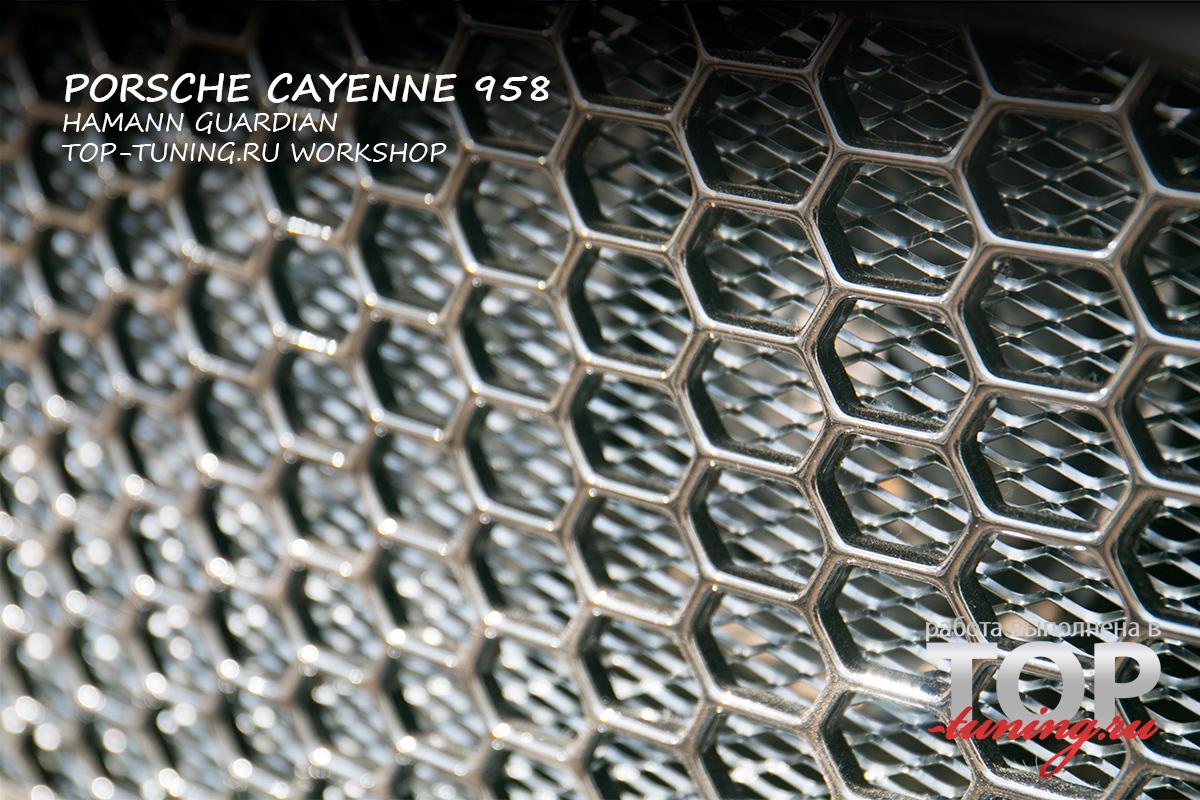 9285 Пластиковая сетка LAMBO TYPE III XXXL 125 x 60