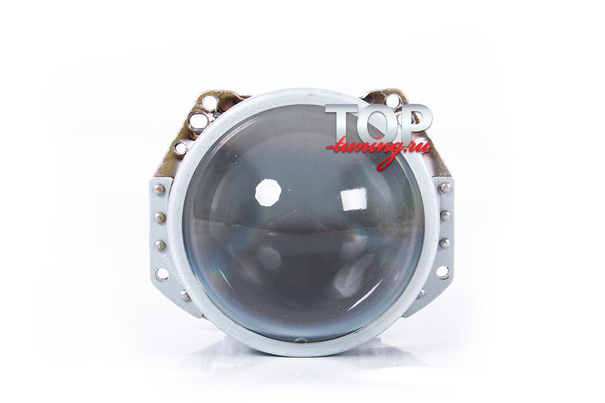 9290 Биксеноновая линза Dixel Hella-R 3 3.0 дюйма, круглая, под H4-D2