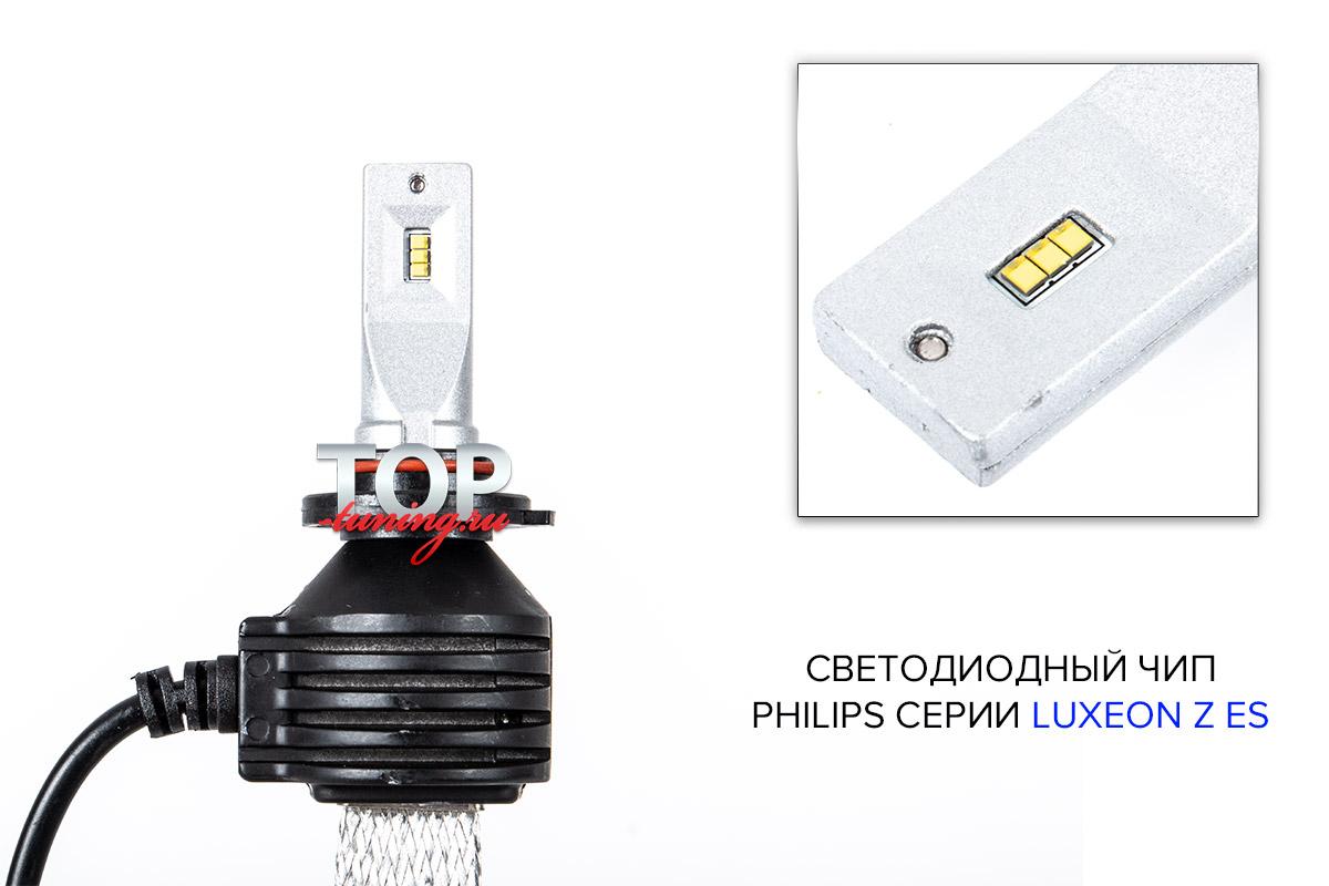 9295 Светодиодные лампы Dixel G6 LED 2900 Lm под цоколь HB3