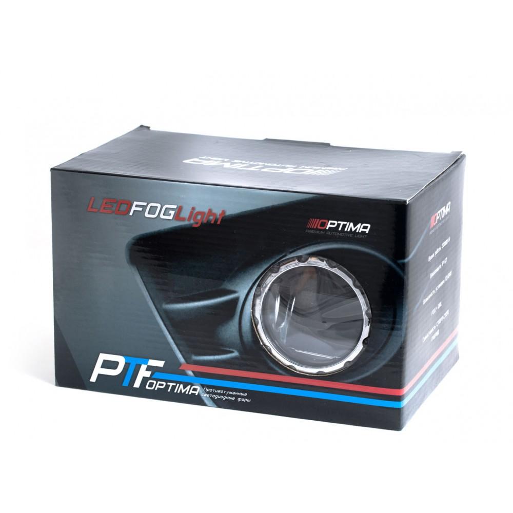 9390 Светодиодные ПТФ Optima LED FOG LFL-020 - 95 мм