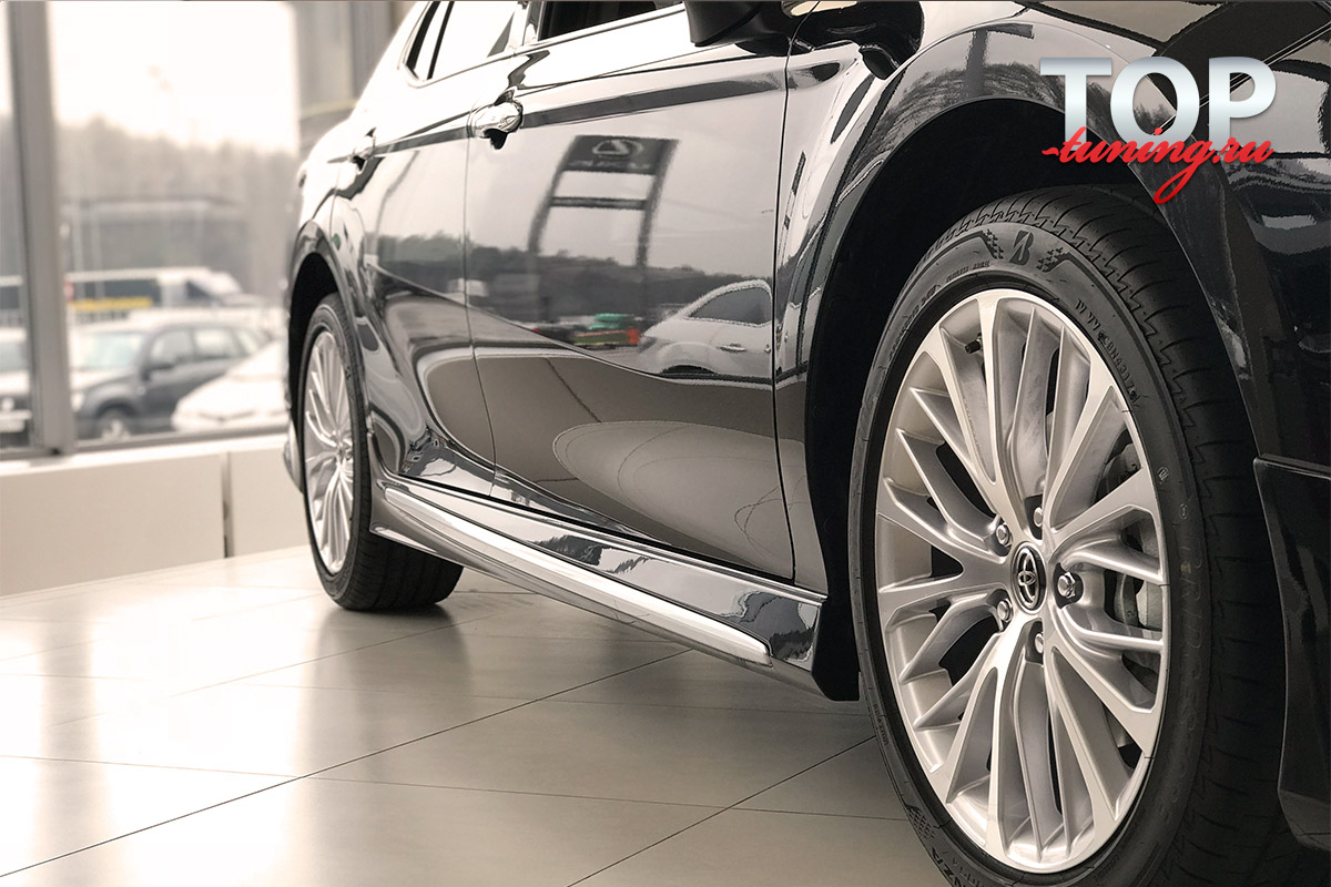 9565 Оригинальный обвес TRD Lite для Toyota Camry XV70