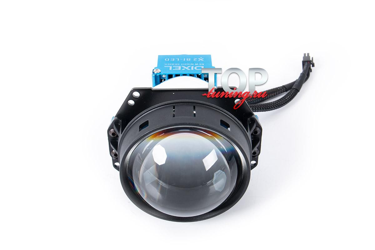 9705 Светодиодный би-модуль Dixel 3.0 дюйма, круглая, 4800/5700K