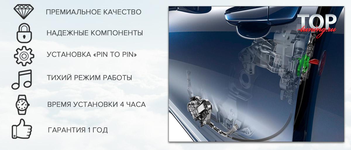 9773 Доводчики дверей для BMW X5 G05
