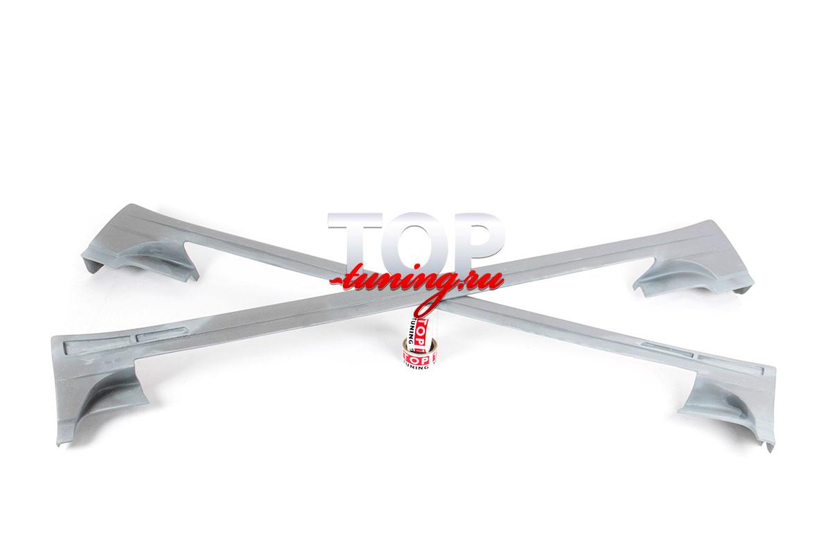981 Комплект - обвес Luv-Line на Toyota Land Cruiser 200
