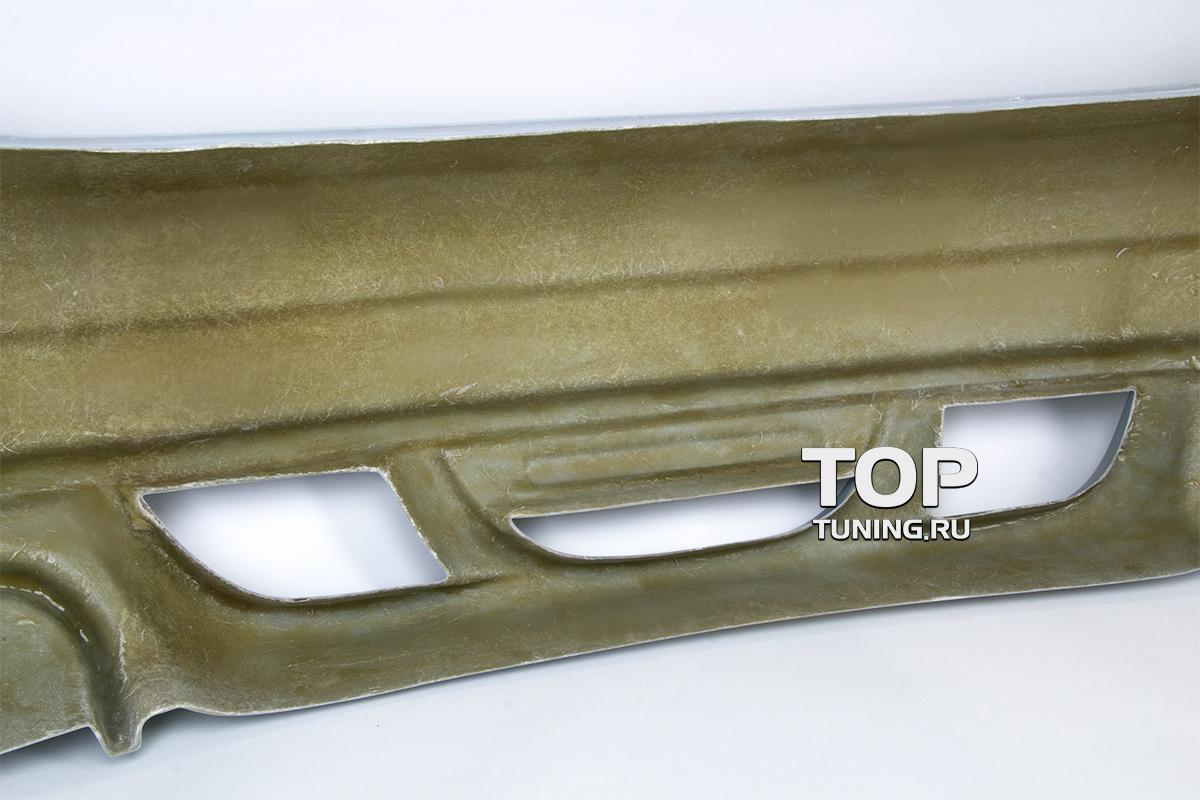 Задний бампер - Обвес WALD Black Bison Edition - Тюнинг Mercedes W204