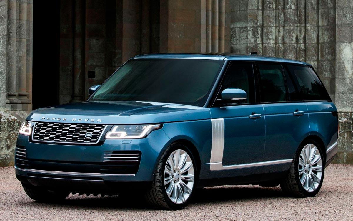 9942 Доводчики дверей для Land Rover