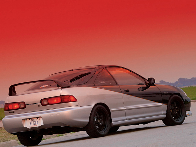 Honda Integra/Acura Integra - тюнинг, статьи, обзоры.