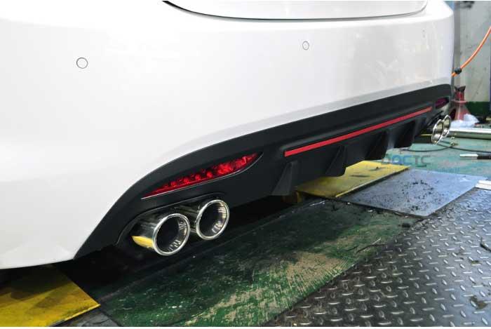 Невероятный тюнинг проект Hyundai Elantra 5 (Хёндай Элантра) - Avante MD (Аванте МД).