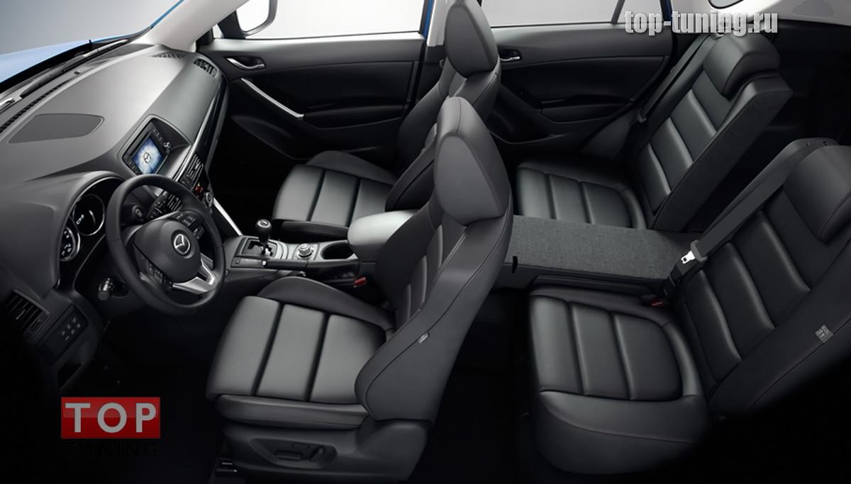Тюнинг Mazda CX-5 - для настоящих ценителей!