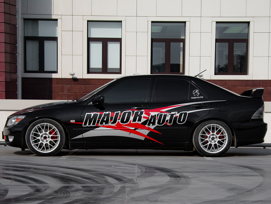 Toyota Altezza/Lexus IS300
