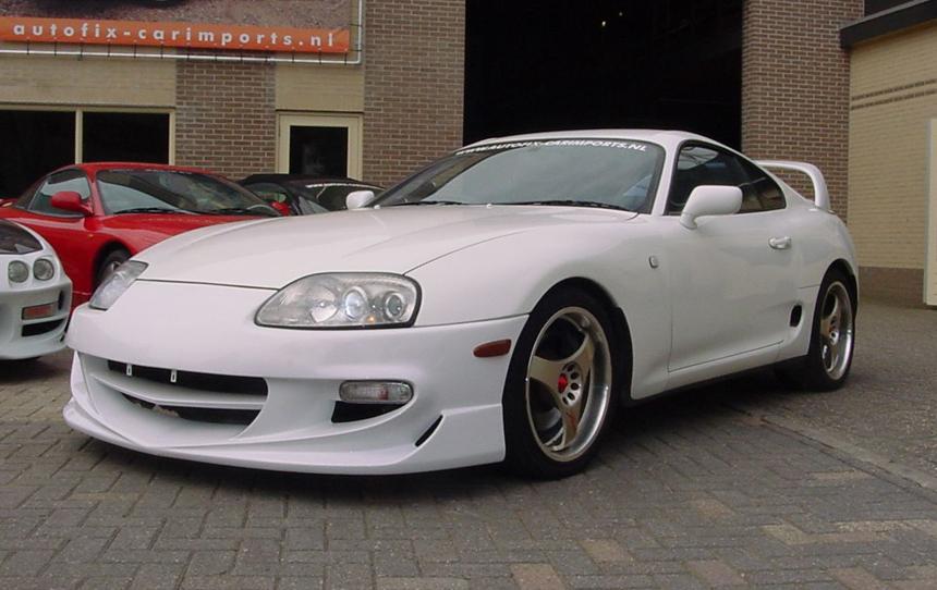 Toyota Supra Обзор