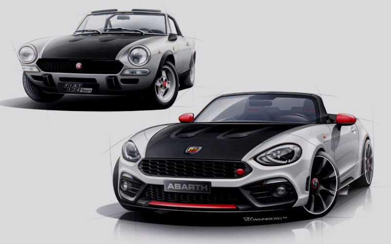 2016 abarth 124 spider 29 565. Black Bedroom Furniture Sets. Home Design Ideas