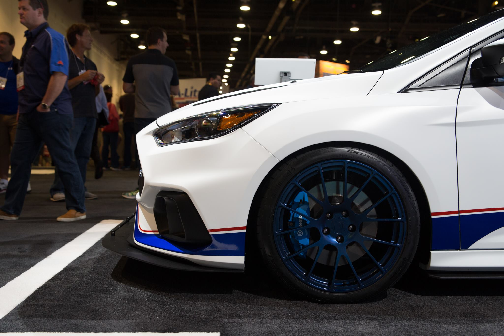 Roush Performance представил 500 л.с. Ford Focus RS на SEMA 2016