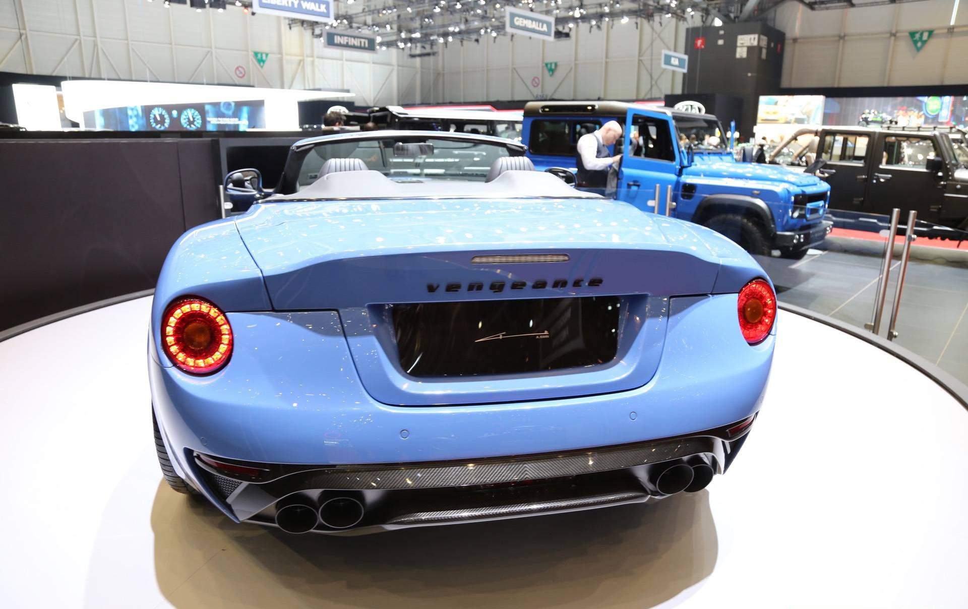 Основываясь на прошлогоднем дебюте, теперь компания предлагает высокопроизводительный кабриолет в сочетании с их нестандартным дизайном.